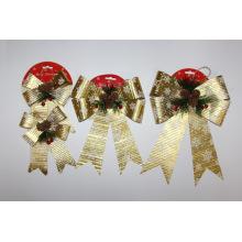 Weihnachtsverpackungsband-Bogen für Dekoration
