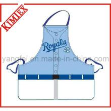 Personalizado de promoción de algodón de cocina de la cocina delantal