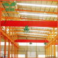 LDY metallurgy electric single girder overhead crane