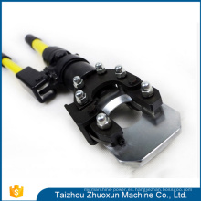 Herramientas de corte de cable de trinquete del cortador hidráulico del estilo de la mano del alambre del extractor del engranaje de la fábrica