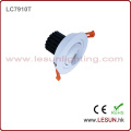 New Product Ce& RoHS Approved 30W Round COB LED Downlight LC7930t