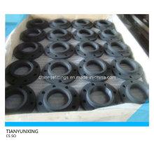 BS4504 Deslizamiento de Acero al Carbono de Cara Elevada sobre Bridas