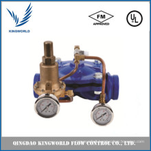 Tyco Pilot Operated Globe and Angle Body Styles Pressure Reducing Valve