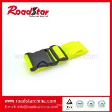 construction en accrochant la ceinture de sécurité réfléchissante avec 100 % PVC