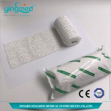 White Plaster of Paris Bandage