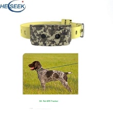 Real-Time Dog GPS Tracker WCDMA 3G APP