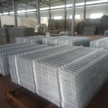Boundary PVC Coated melengkung pagar wire mesh