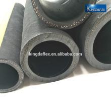 Stahldraht Spirale Hydraulische Wrapped Öl / Kraftstoff Gummischlauch