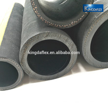 Steel Wire Spiral Hydraulic Wrapped Oil / Fuel Rubber Hose