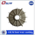 OEM small water pump stainless steel impeller precision metal casting