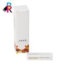 caja de empaquetado del artpaper del oem del diseño libre para el cosmético embalado a granel