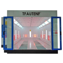 Car spray booth Auto Paint booth Paint oven painting room