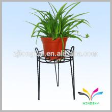 Mode Garten Draht Metall Blume Display Stand