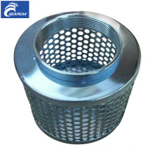 Water Pump Round Hole Strainer