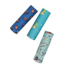 Nuevo tubo de lápiz labial de papel tubo de lápiz labial vacío