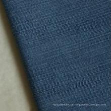 100% Baumwolle Spandex Gestrickter Denim-Stoff