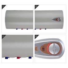 Горизонтальный настенный электрический немедленный подогреватель воды для ливня ванны