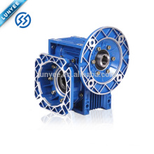 Small nmrv030 worm reduction gearbox