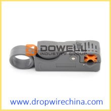 RG58 RG59 and RG6 Coaxial Cable Stripper