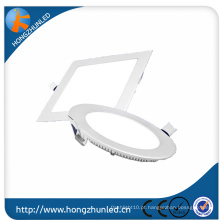 Bom preço para 12w levou luz de painel 90lm / w PF0.95 RA75 China manufaturer