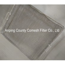 Stainless Steel Filter Netting Wire Mesh Tray