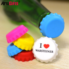 Durable and stretchy eco-friendly silicone beer bottles cap