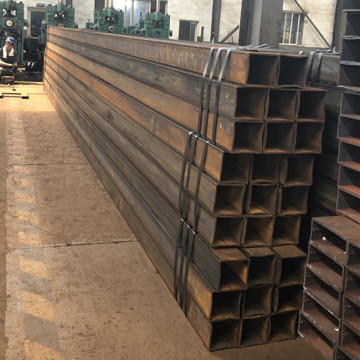 Steel Square Tube Maten 2 mm wanddikte