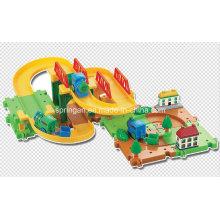 Los últimos trenes de juguete