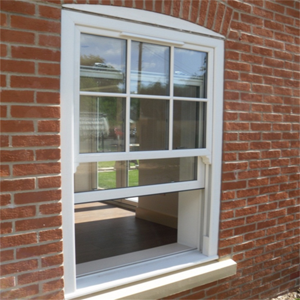 Double Hung Vertical Gliding Windows