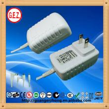 Adaptador linear de la CA AC del CE de 12v 500ma UL SAA PSE