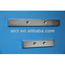 With Two holes Rare Earth Bar Magnet