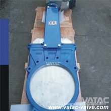 Wafer Cast Grey Iron&Ductile Iron Gg25/Ggg40/EPDM Knife Gate Valve