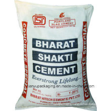 PP Woven Sack for Packing Cement