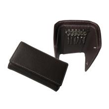 PU leather key holder, key bag for men