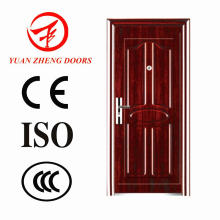 Puerta de seguridad de hierro forjado Made-in-China