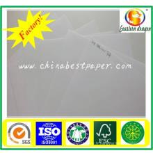 Papier d'impression couleur blanc Papel Imune 80g