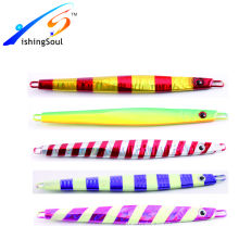 MJL053 300g artificial bait vertical speed slow jig in fishing lure