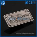 gravieren Messing Metall Namensschild
