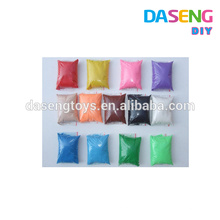 High quality cheap color sand for paper sticker