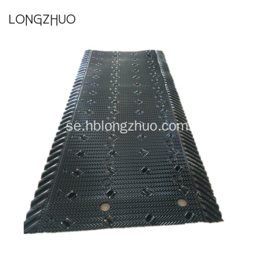 PP PVC Cooling Tower Film Packing Filler