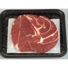 Récipient en plastique de stockage de nourriture de poisson de viande fraîche fait sur commande d'approbation directe de Manufacturerfda