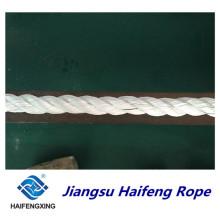 Línea de nylon Tres hilos de cuerda Cuerda de amarre