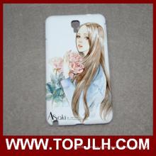 Venda quente caso telefone 3D para Samsung Galaxy Note3 Neo