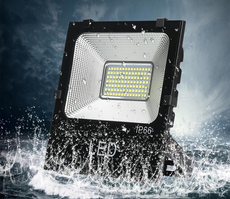 waterproof flood light