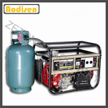 Generador LPG 1.5kw-6kw (set)