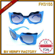 Fk0155 Unique Shape Kid Sunglasses