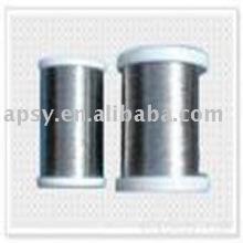 fil fin en acier inoxydable