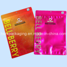 Standing Zipper Packing Packaging Bag