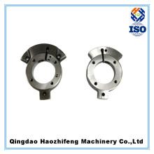 Kundengebundene Metallpräzision CNC, die Aluminiumteile maschinell bearbeitet