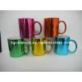Metallic Color Mugs, Metallic Finish Mug
